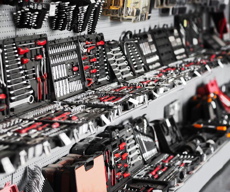 Distribución de artículos de ferretería en Telde, Las Palmas