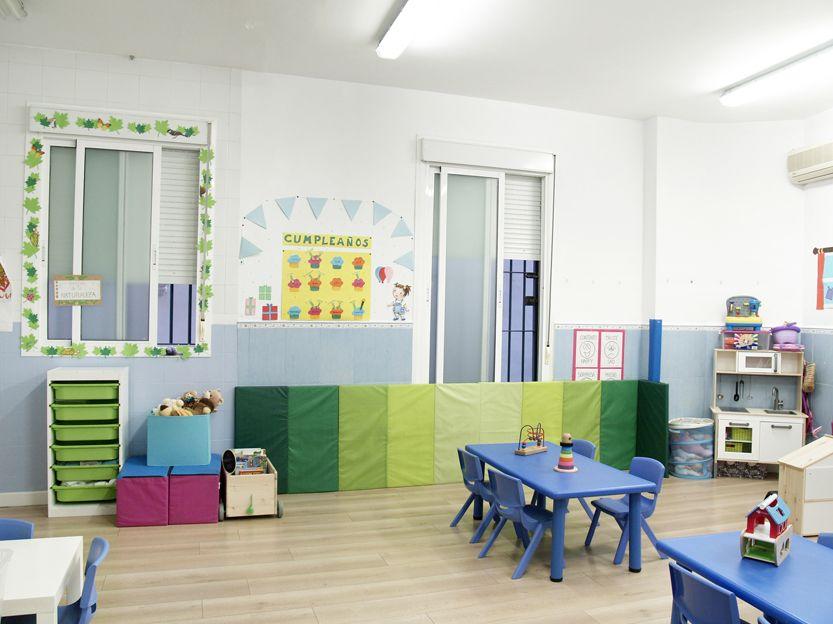 Guarderías especializadas en atención temprana en Sevilla