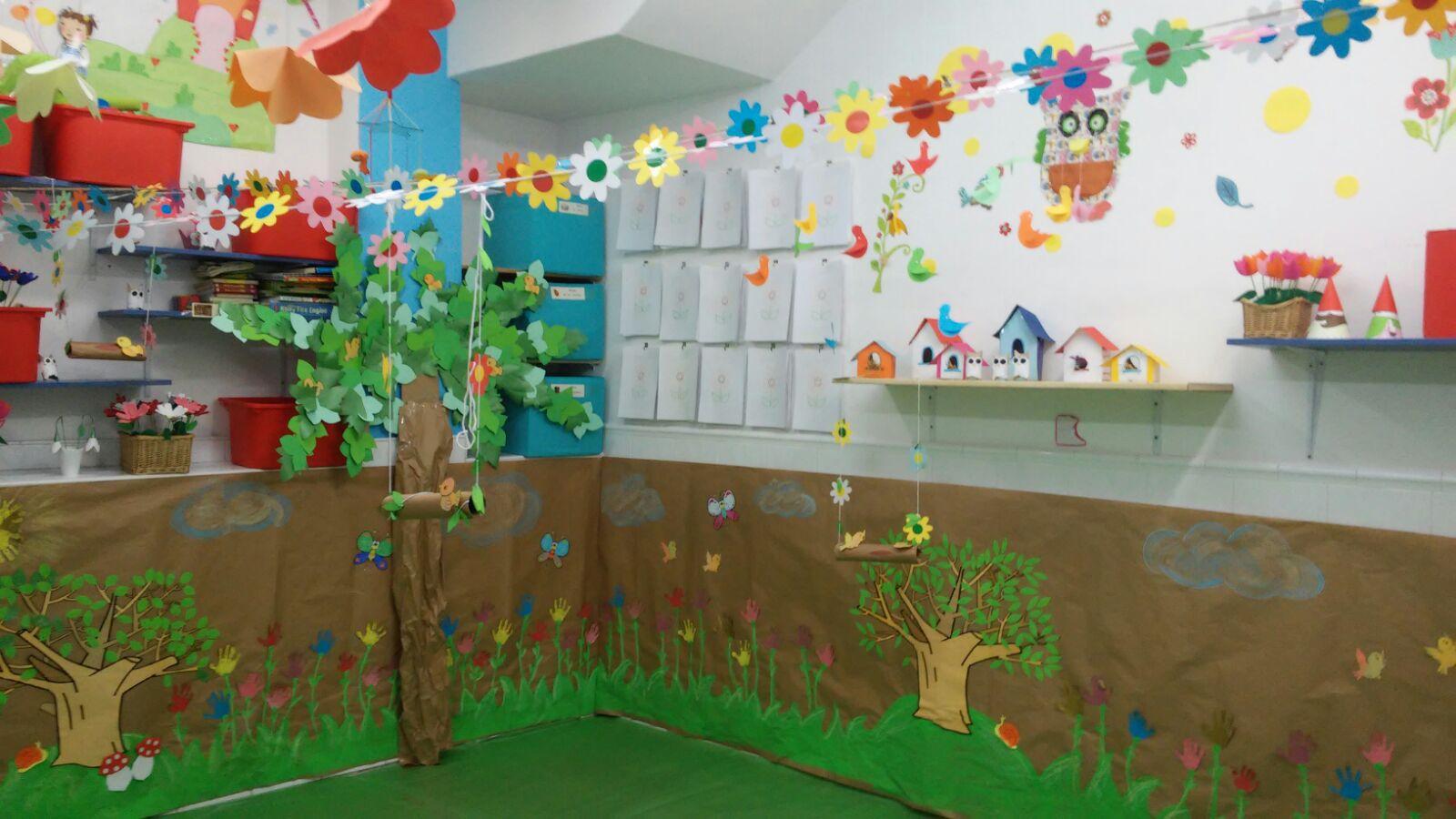 Centro infantil en Sevilla