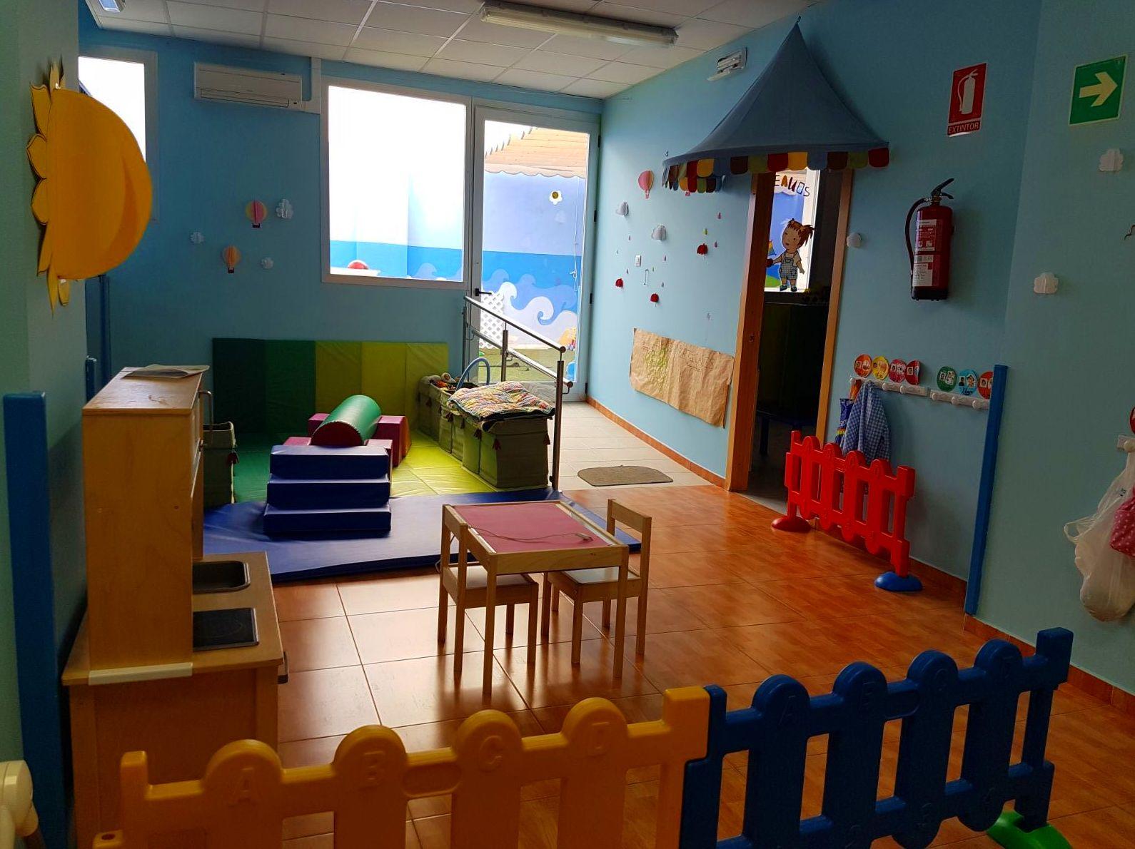 Psicomotricidad: Servicios e Instalaciones de KIRIKOU - KARAVAC - EL SABIO 2