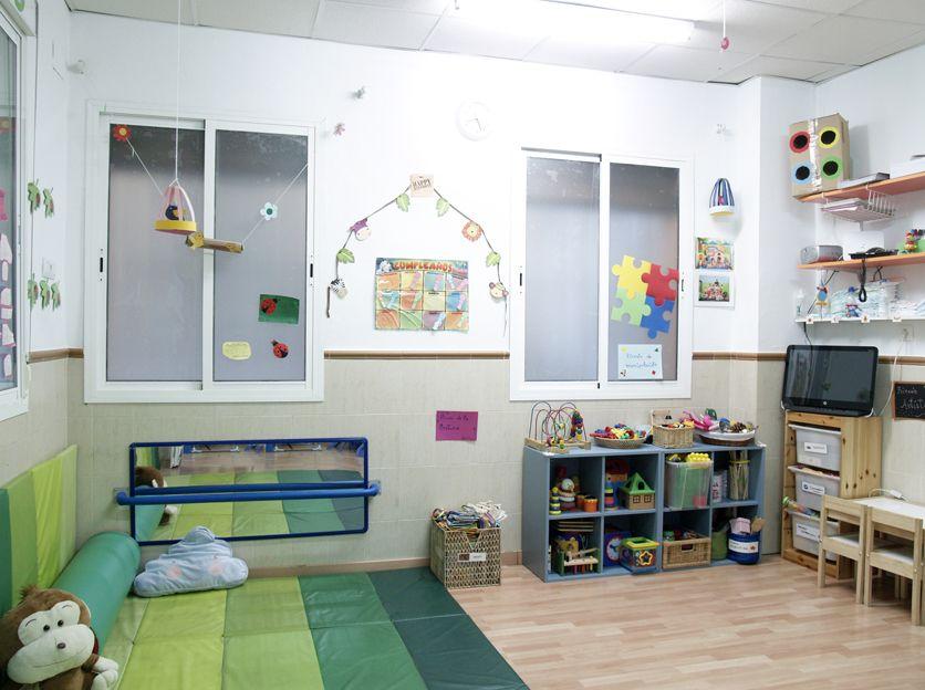 Atención temprana en escuelas infantiles de Sevilla