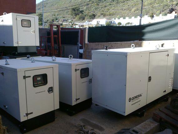 Foto 1 de Electricidad en San Cristóbal de la Laguna | Carmelo Silvera y Asociados, S.L.