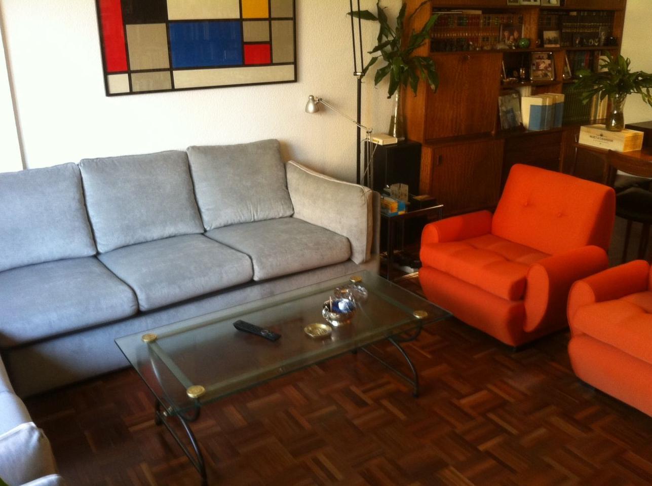 Elaboración de sofás a medida