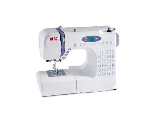 Máquina de coser Alfa modelo 4760