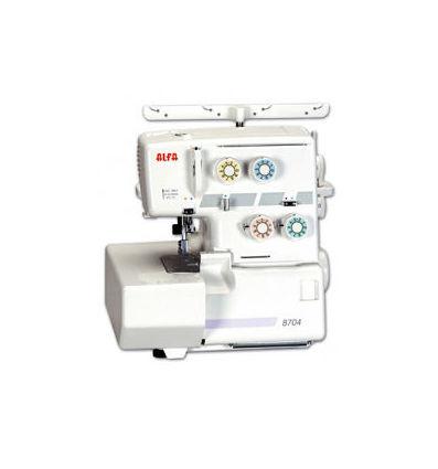 Máquina de coser Alfa modelo 8704