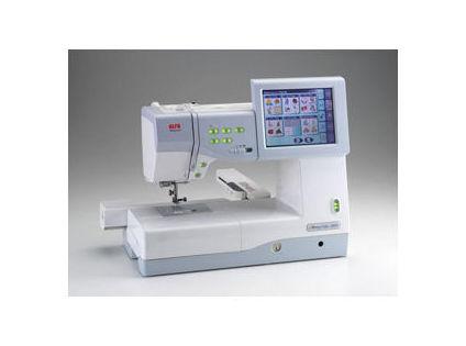 Máquinas de coser Alfa modelo 11000 MC