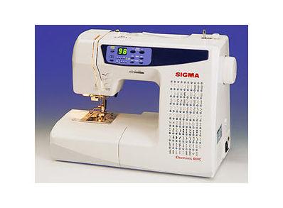 Máquina de coser Sigma modelo 680