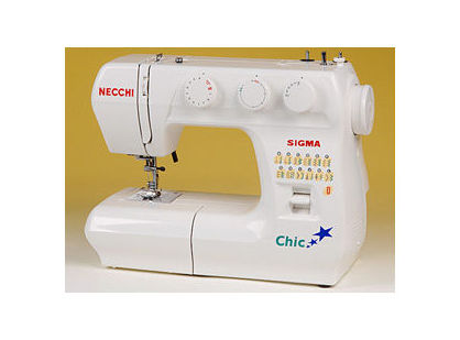 Máquina de coser Sigma modelo 215