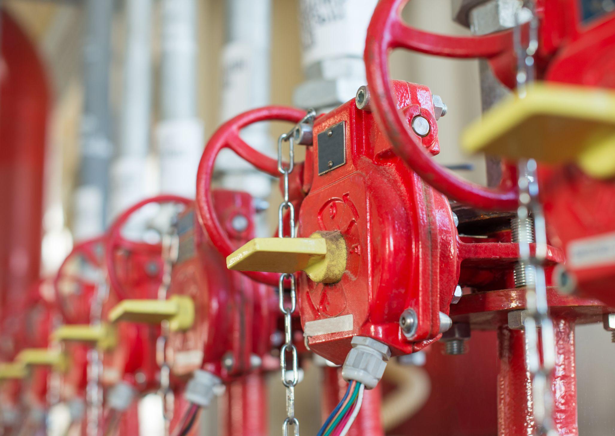 Extintores y sistemas anti  incendio en Madrid