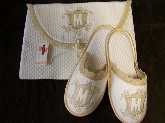 Fundas y zapatillas