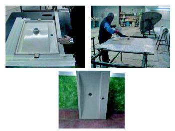 Foto 7 de Poliéster en Piedrabuena | Revestimientos Luna Freire, S.L.