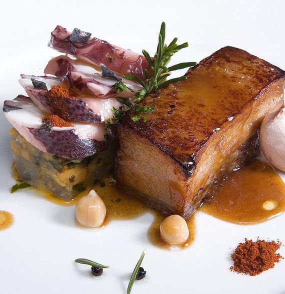 Foto 3 de Restaurantes espectáculo en Zaragoza | Restaurante Casafran