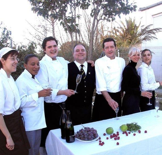 Foto 7 de Restaurantes espectáculo en Zaragoza | Restaurante Casafran