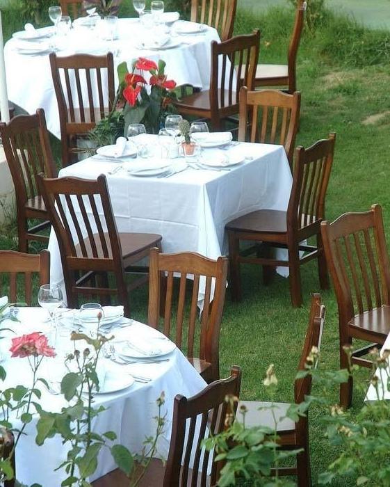 Restaurante con terraza Zaragoza