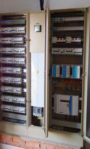 Montajes eléctricos en Sevilla