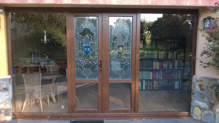 Puertas con cristal