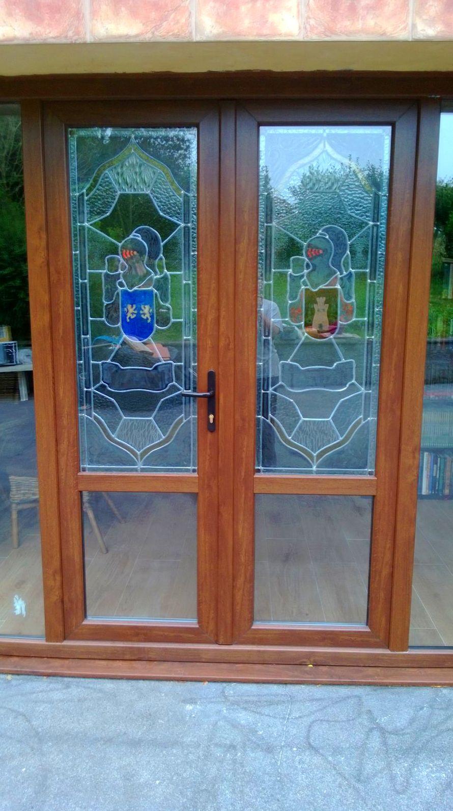 Puertas de entrada en pvc. Asturias
