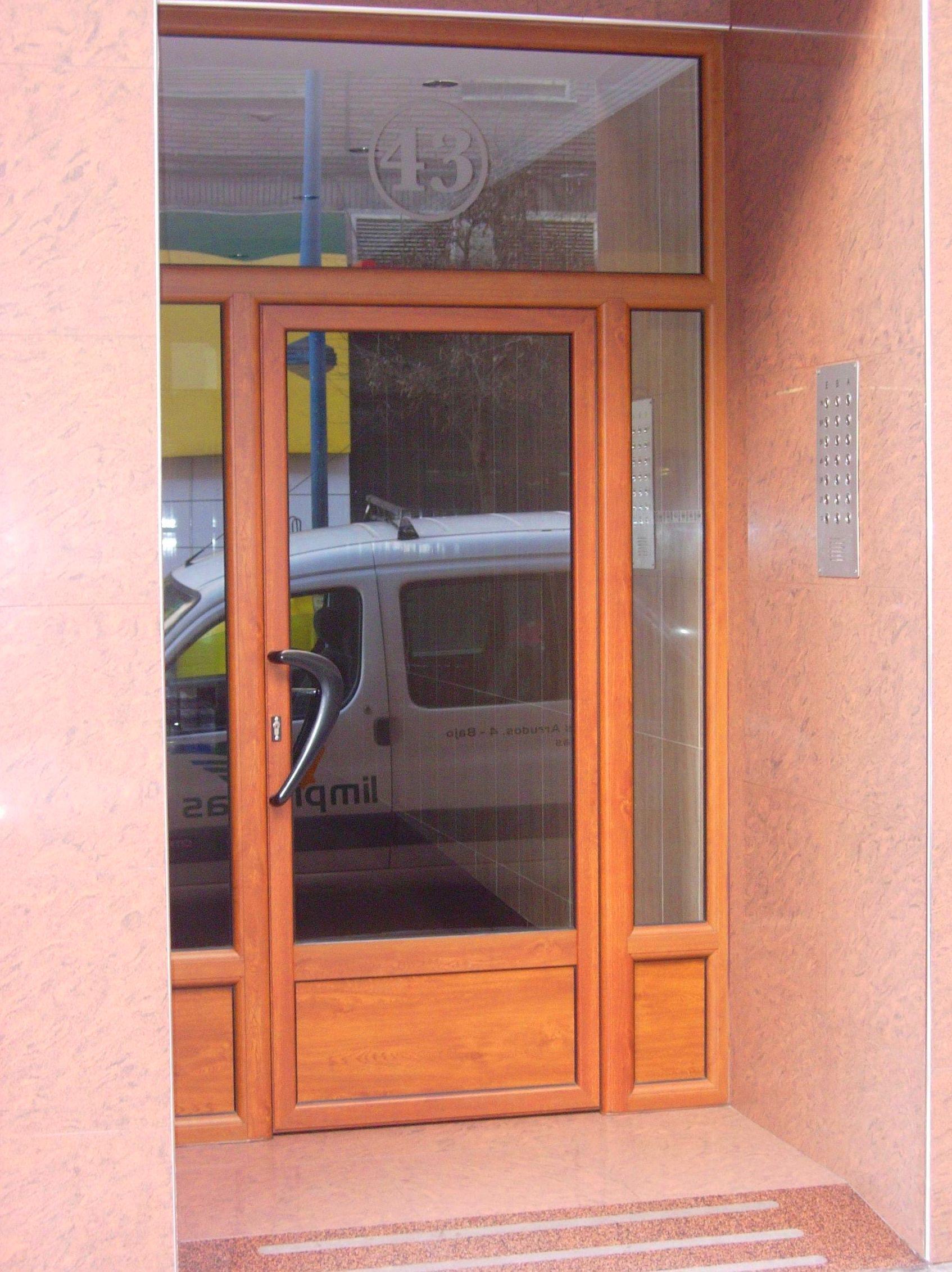 Foto 40 de Carpintería de aluminio, metálica y PVC en Gijón | Carpintería de Aluminio y Cristalería Joisa