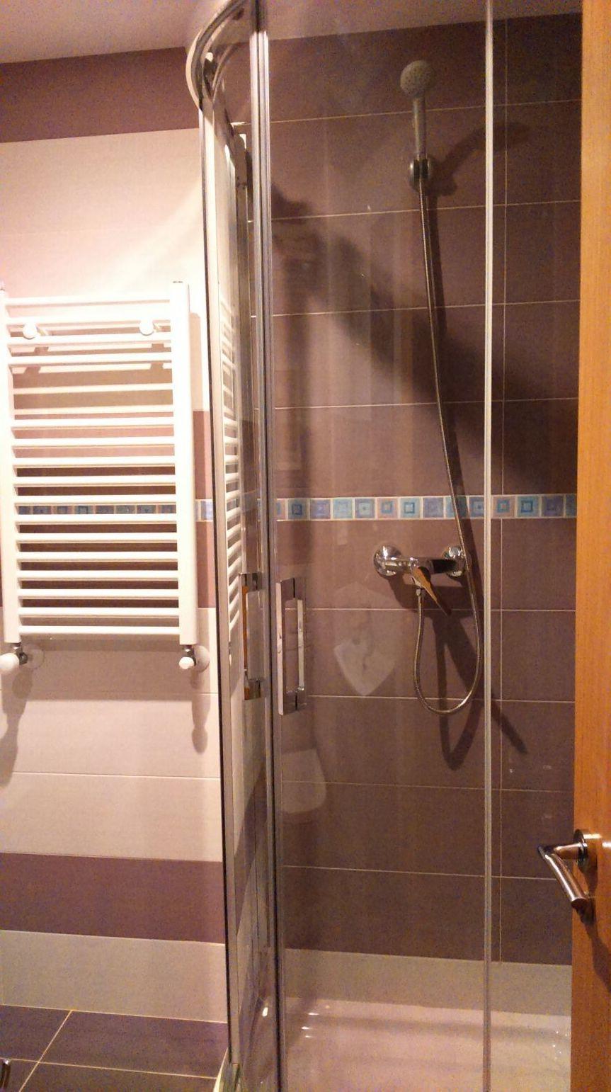 Mamparas de baño Gijon