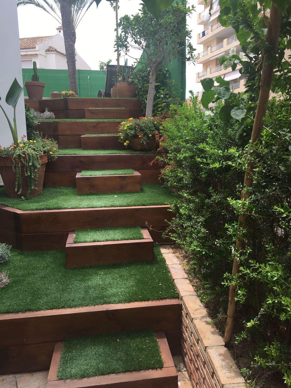 Foto 49 de Jardines (diseño y mantenimiento) en  | Podavalti
