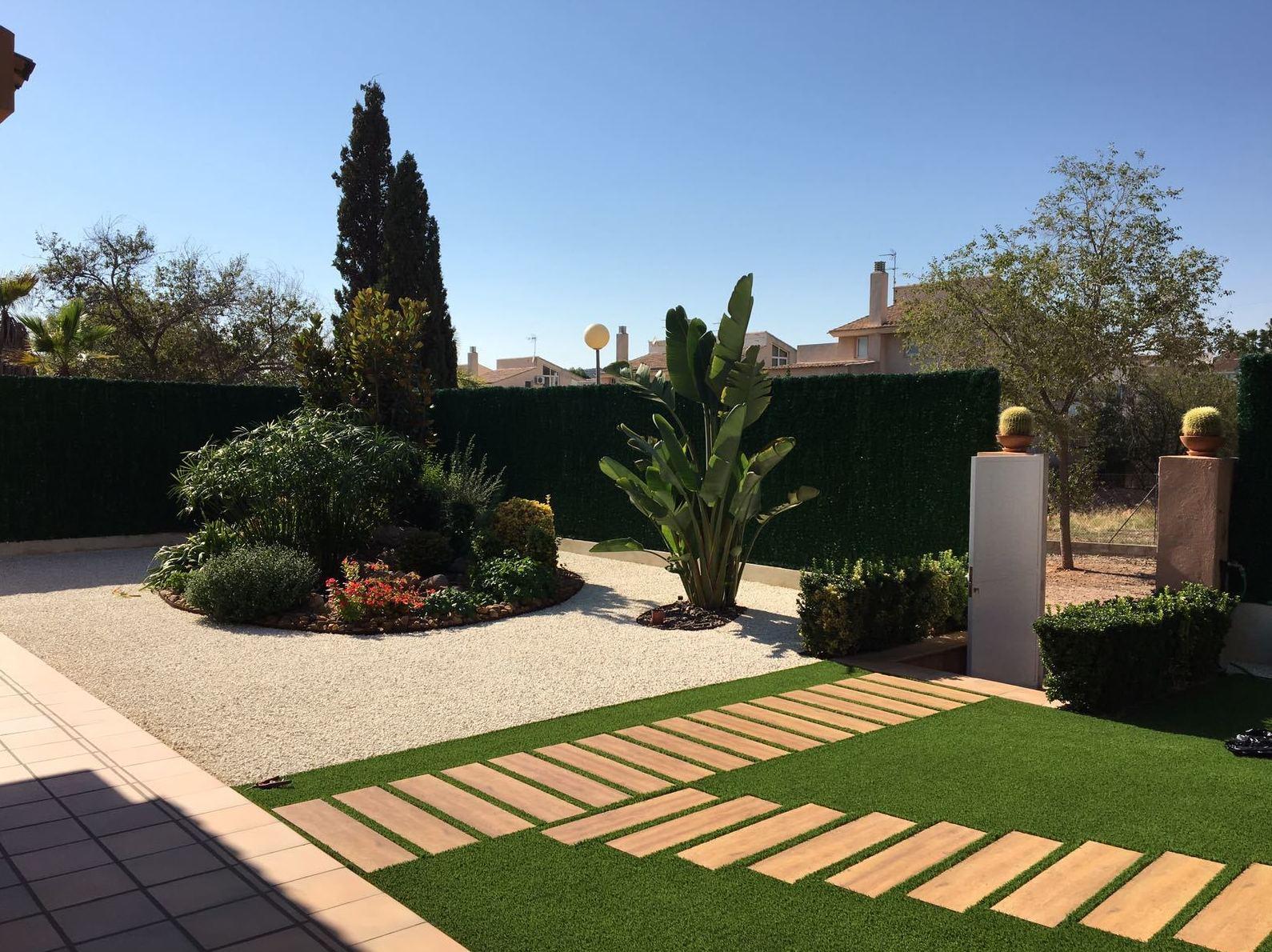 Foto 93 de jardines dise o y mantenimiento en podavalti - Jardineria villanueva valencia ...