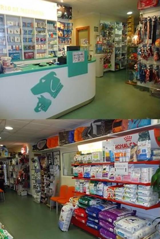 Tienda de venta de productos y asesoramiento