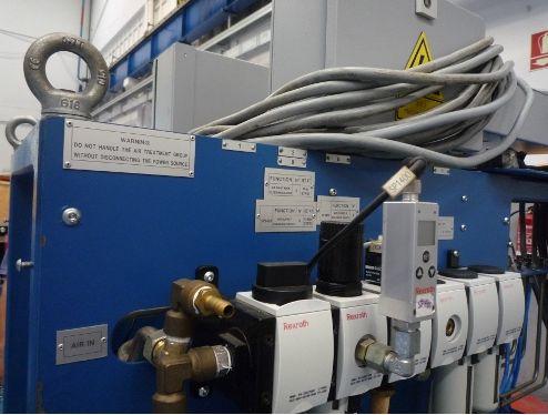 Señalización de componentes eléctricos