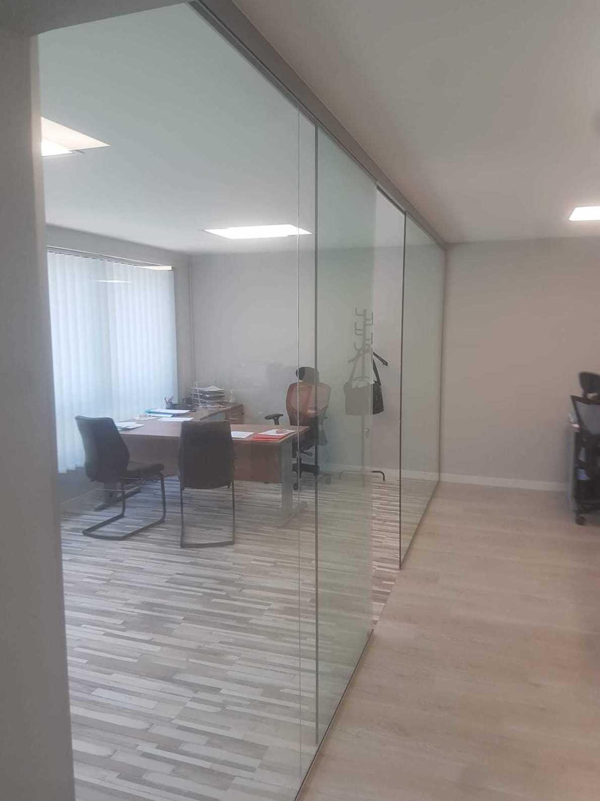 Mámparas oficina