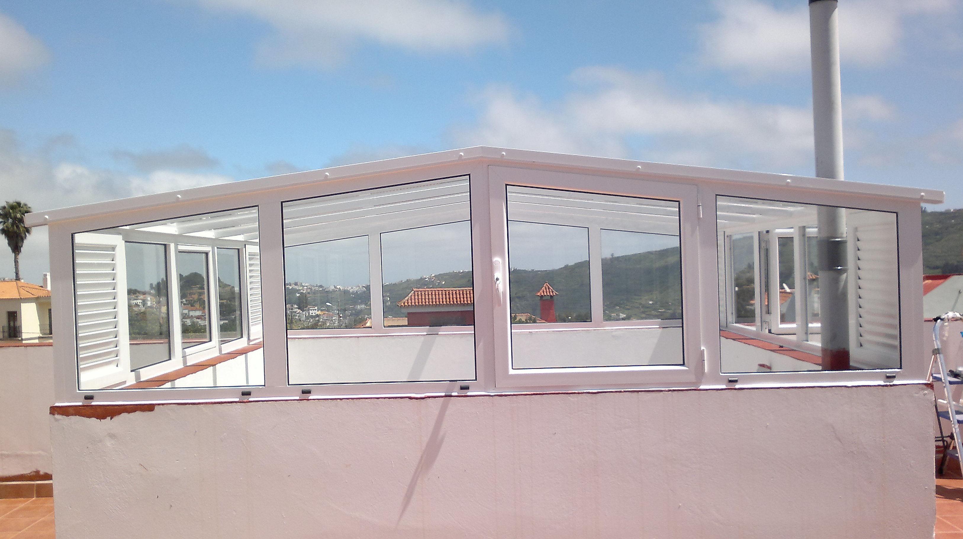 Cerramiento de tejados