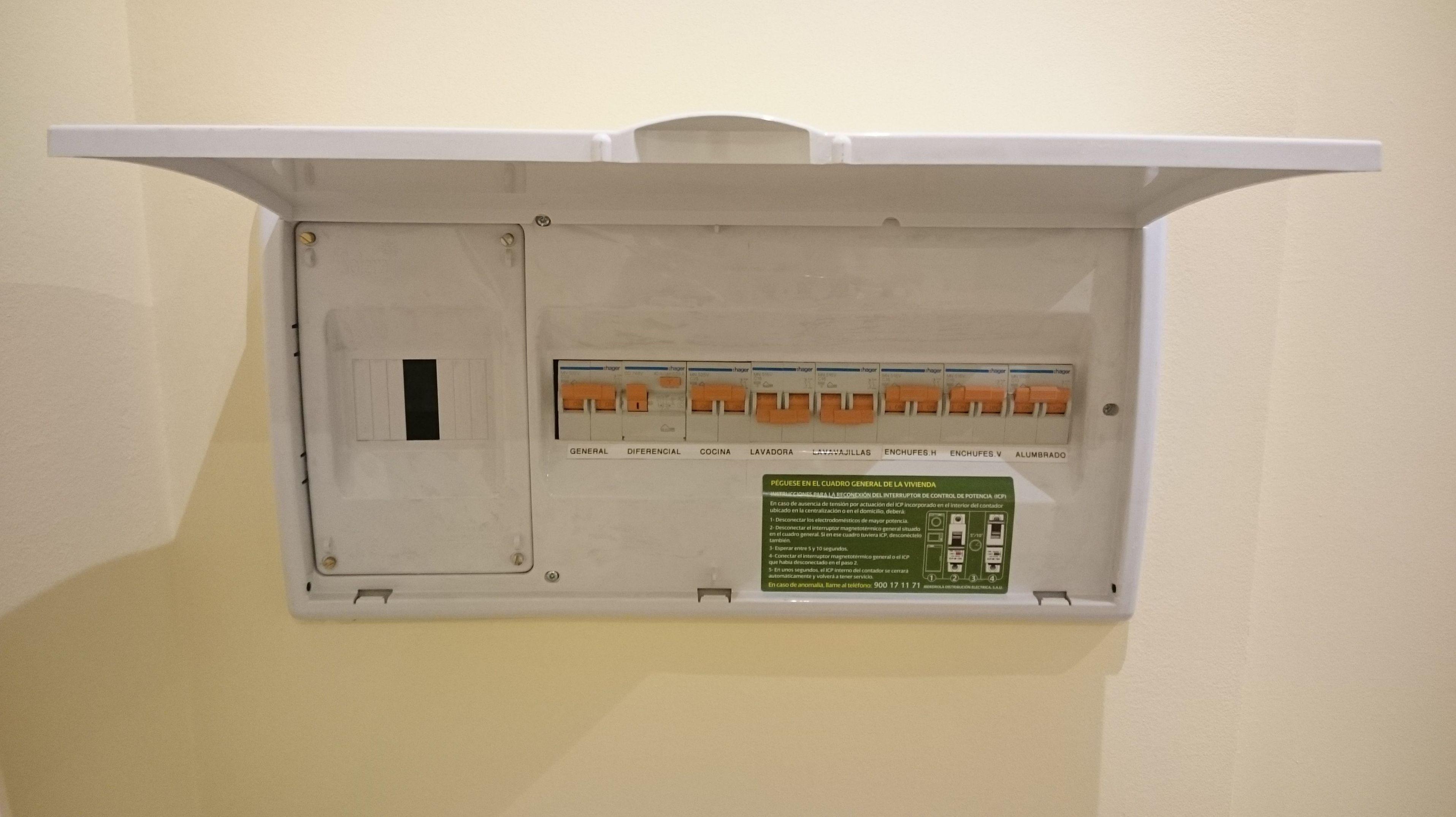 Foto 33 de Electricidad en Basauri | Velca Electricidad