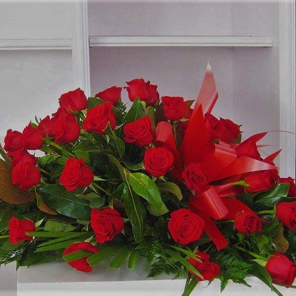 Rosas roja