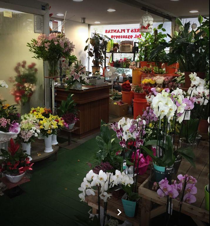 Especialista en flores a domicilio