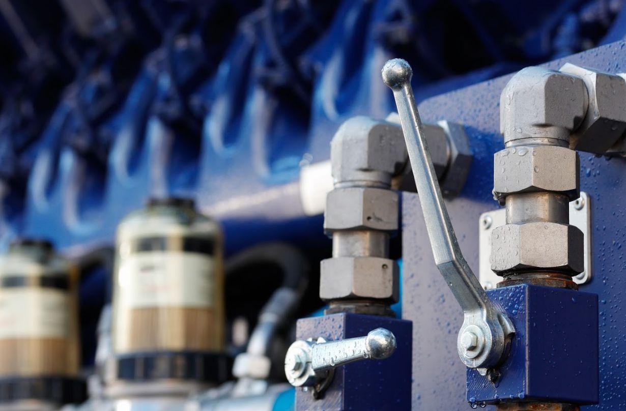 Centrales hidráulicas en Murcia