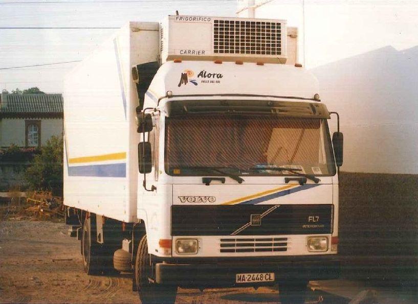 Foto 3 de Transporte de frutas y verduras en Málaga | Grupo Montiel Logística