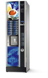Cafés, chocolates, tés en máquinas expendedoras en Granda