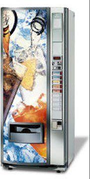 Máquinas vending y expendedoras en Granada