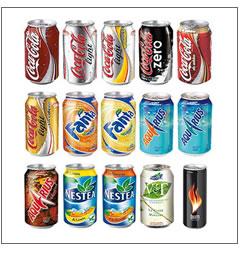 Bebidas frías: Productos de Sabavending Group