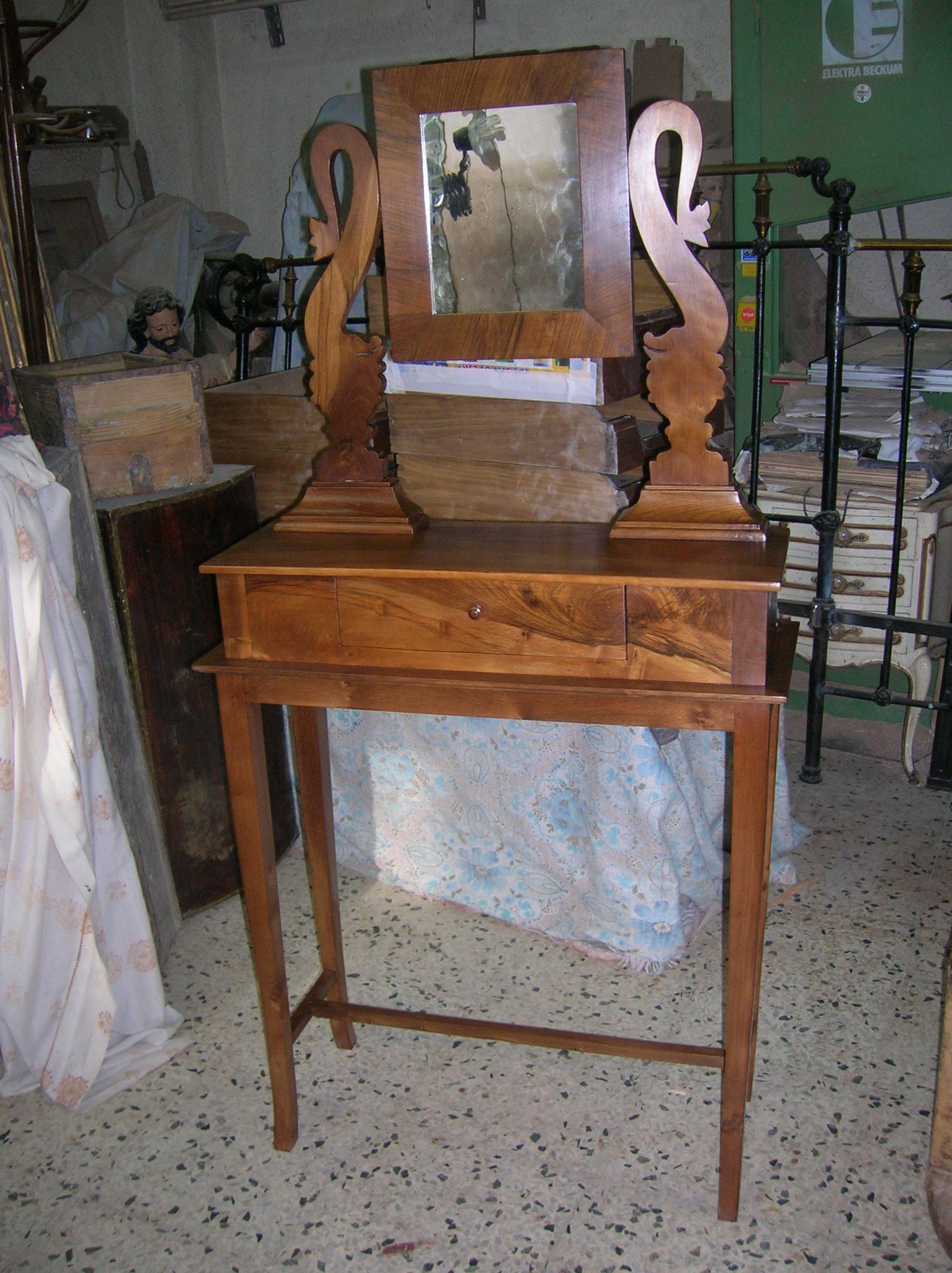 reproduccion mesa tocador