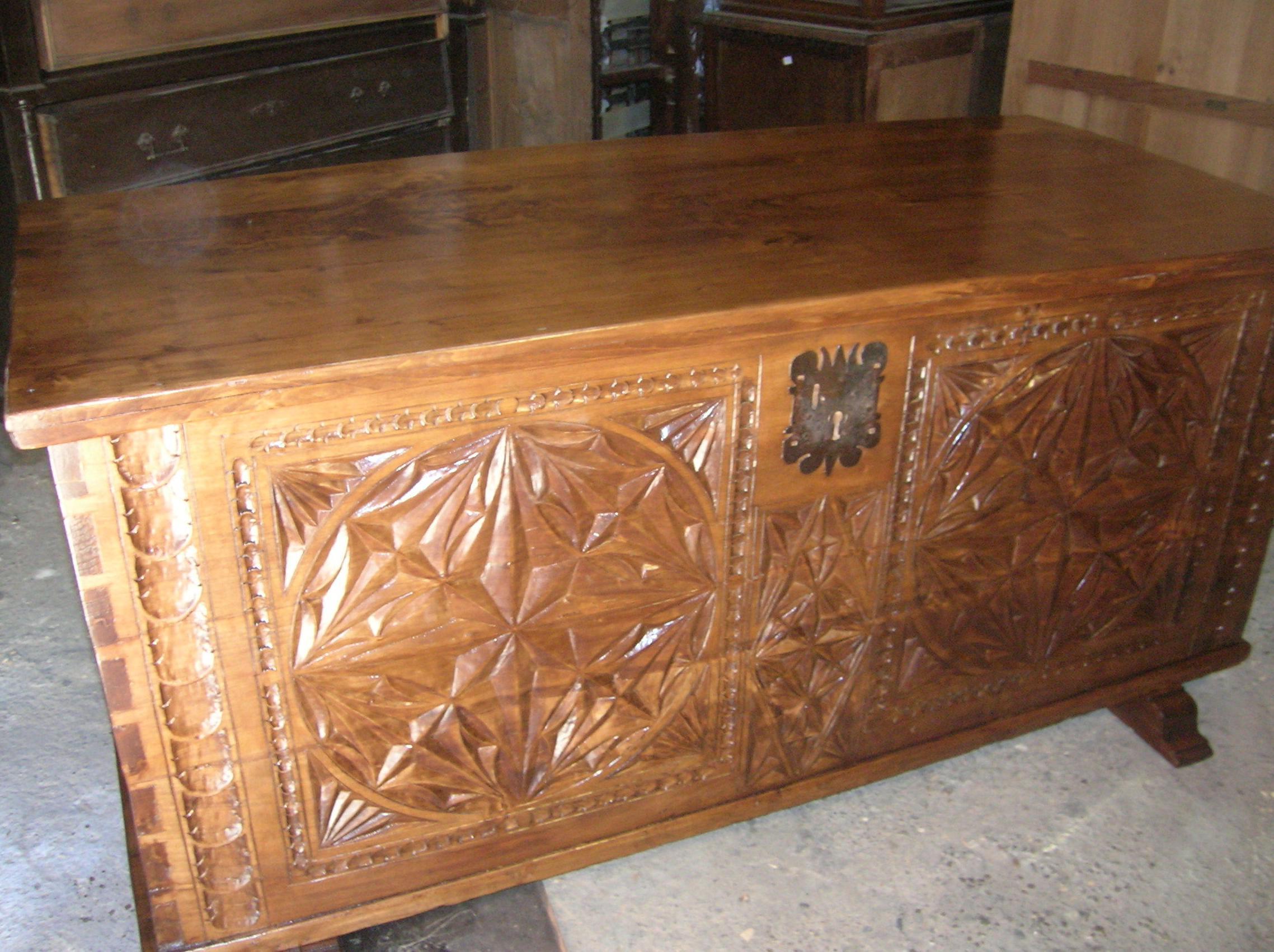 arca tallada talla popular