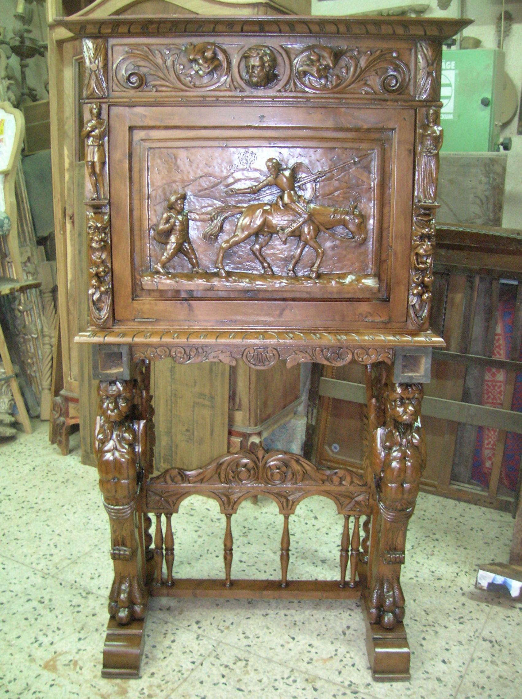 Foto 174 de Restauración de muebles y obras de arte en León | Restaurador Jesús Fernández García
