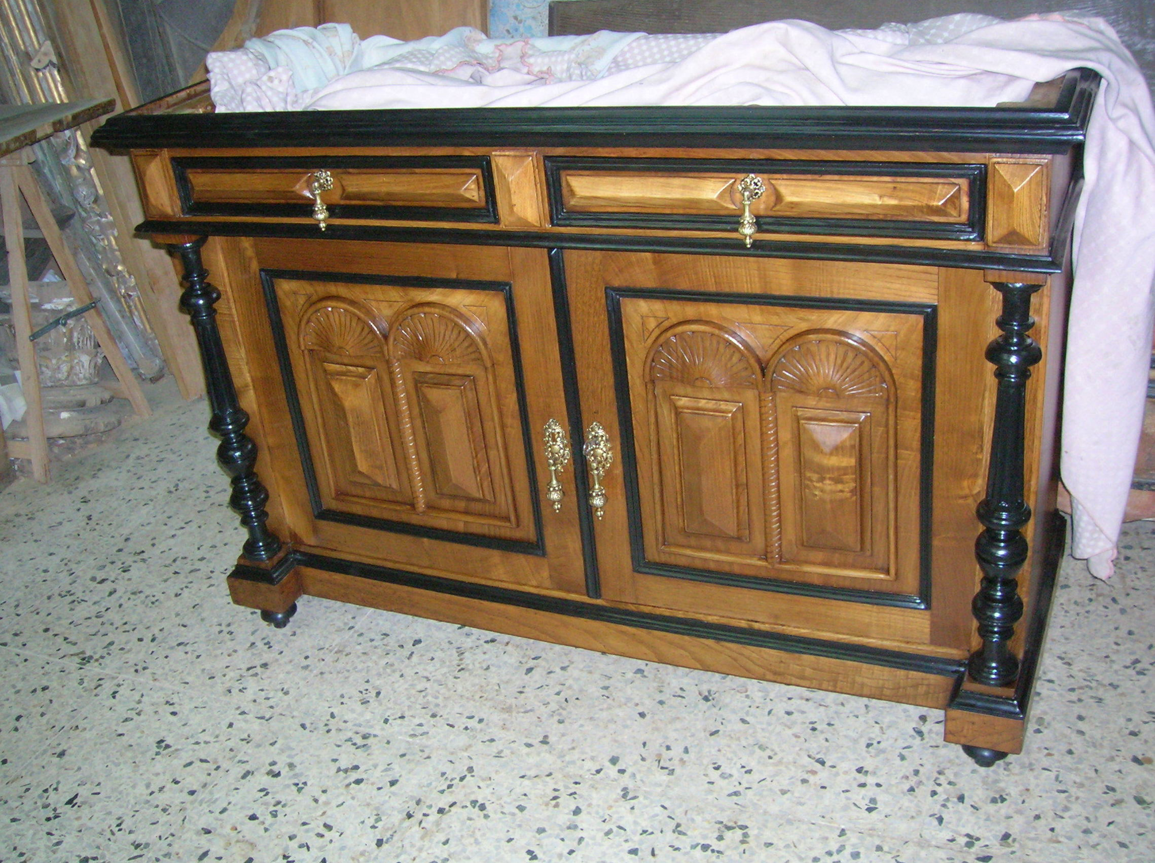 Foto 167 de Restauración de muebles y obras de arte en León | Restaurador Jesús Fernández García