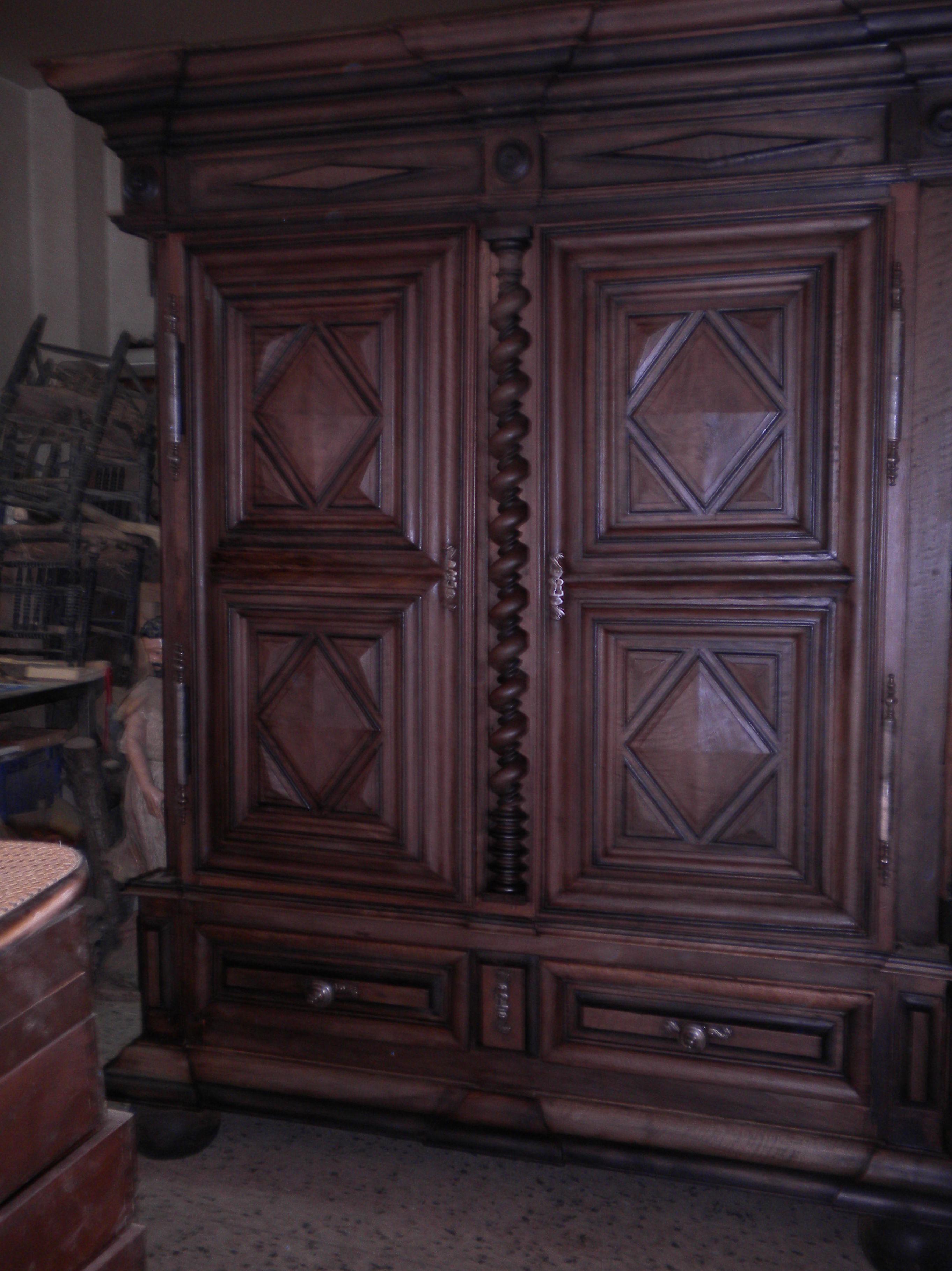mueble SXVII