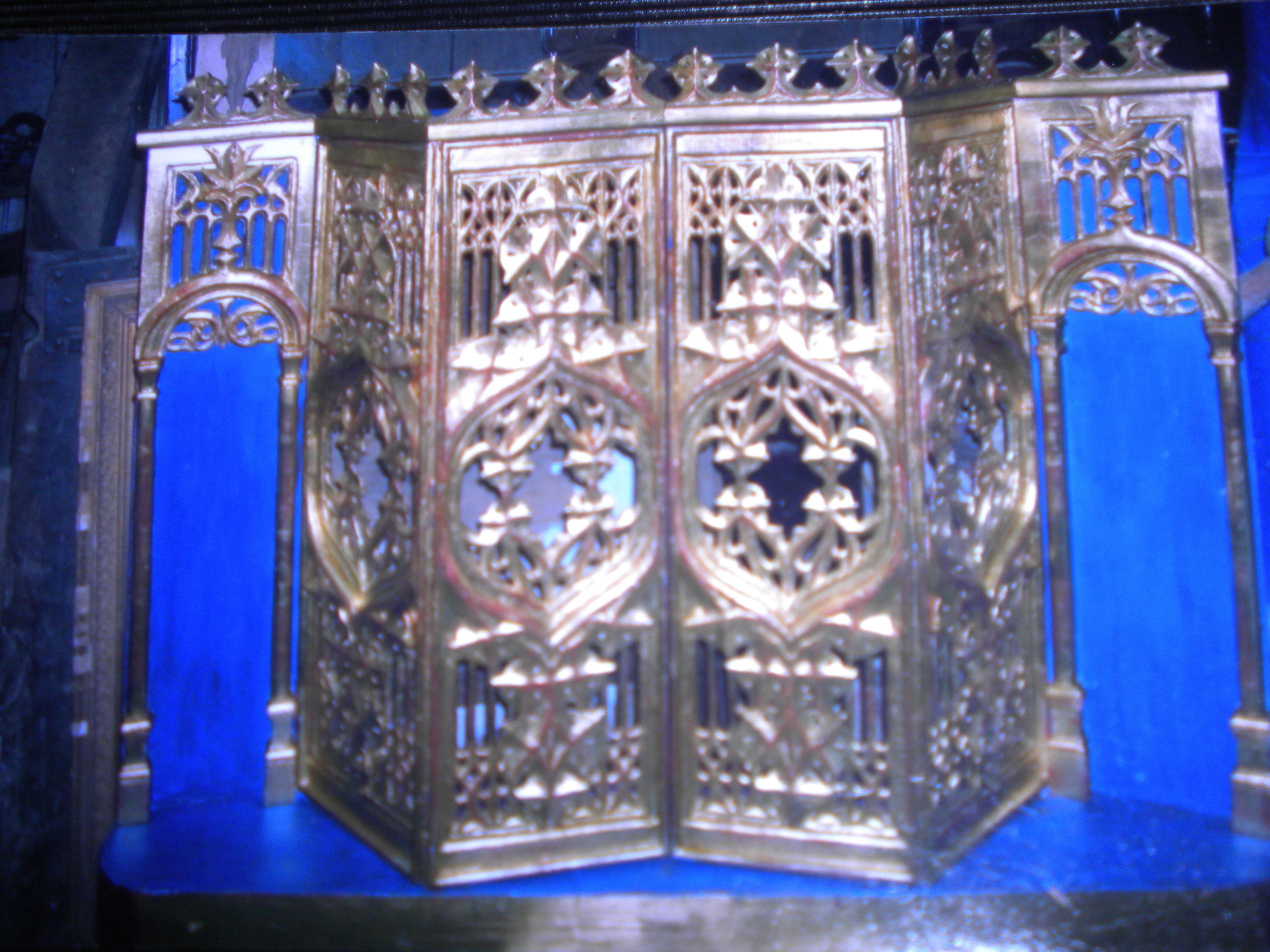 retablo de San Jose de las ventas LEON