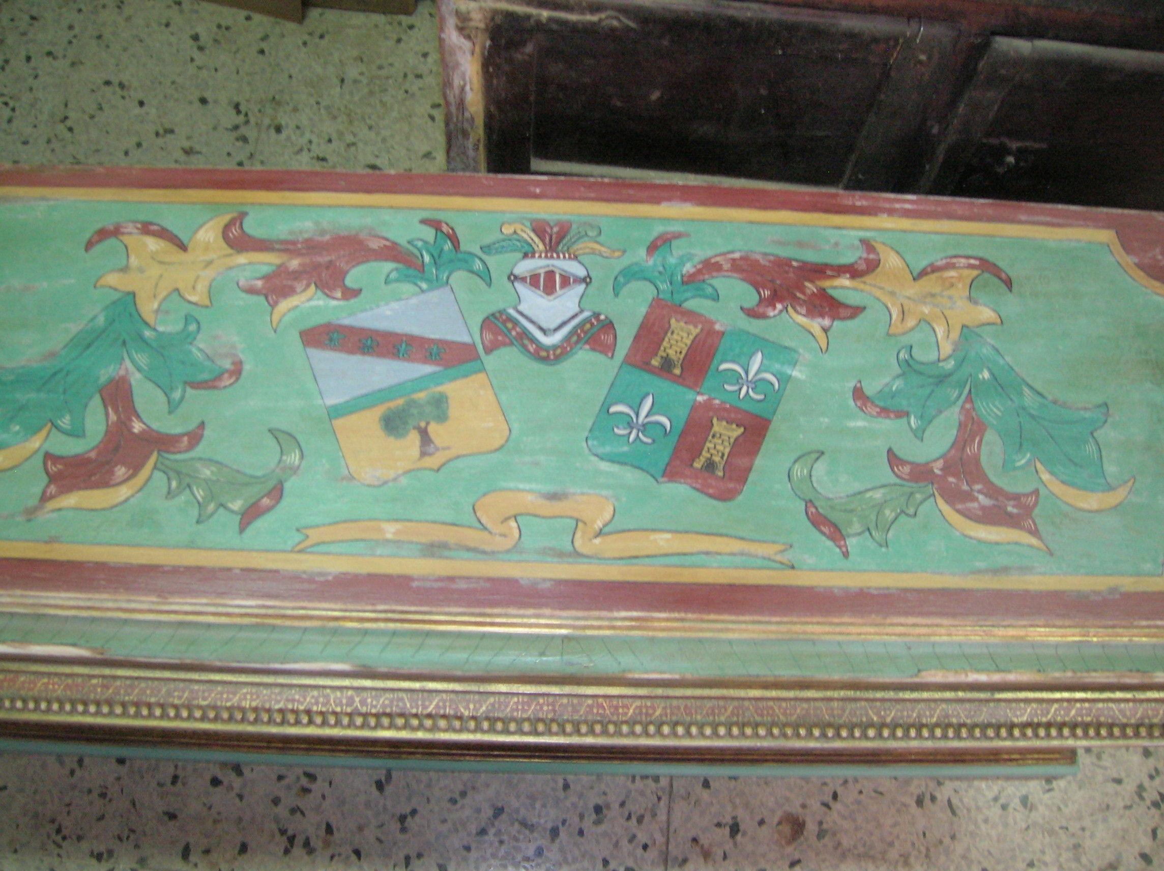 Foto 93 de Restauración de muebles y obras de arte en León | Restaurador Jesús Fernández García