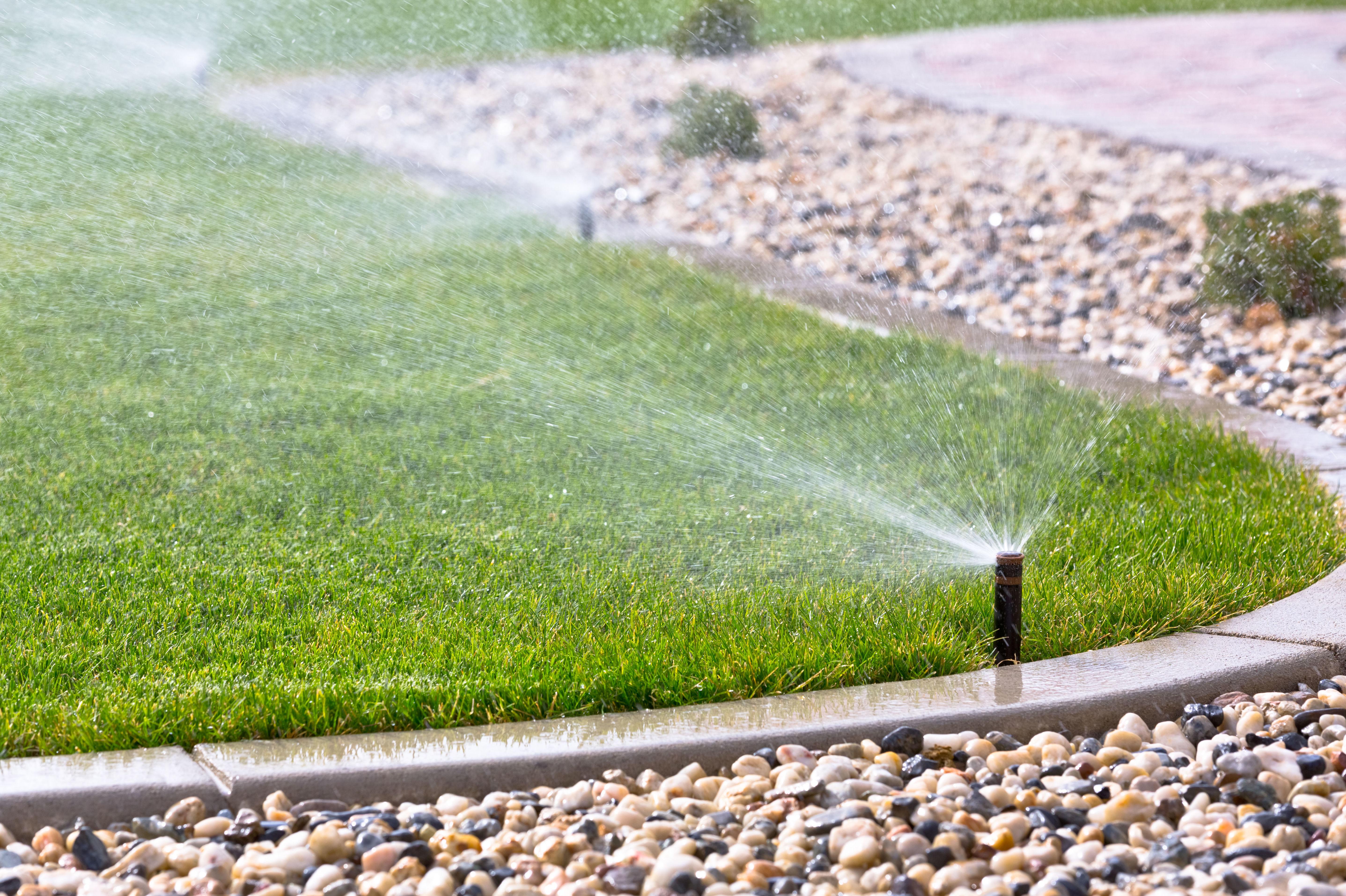 Riegos: Servicios de Jardinería Roberto