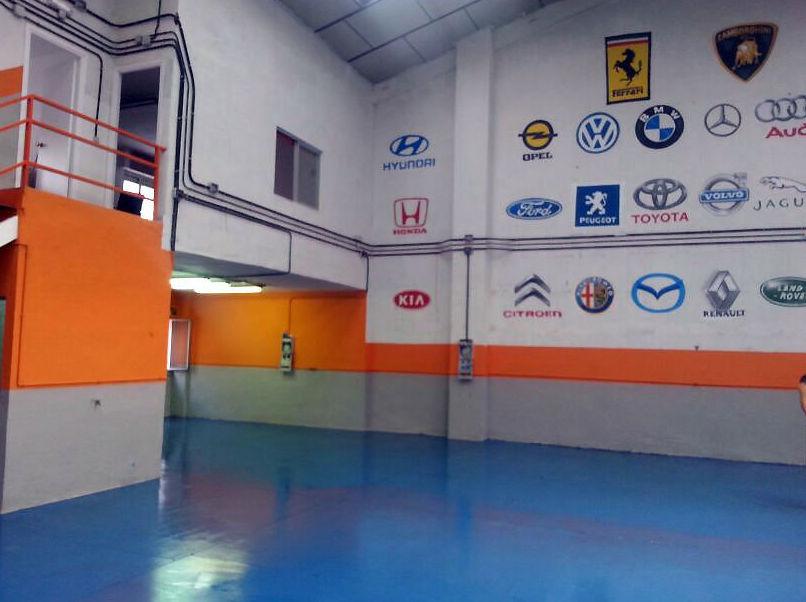 Taller multimarca de carrocería y mecánica en Alcobendas