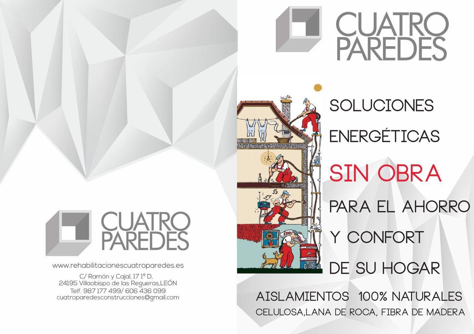 Foto 61 de Rehabilitación de edificios en Villaquilambre   Cuatro Paredes