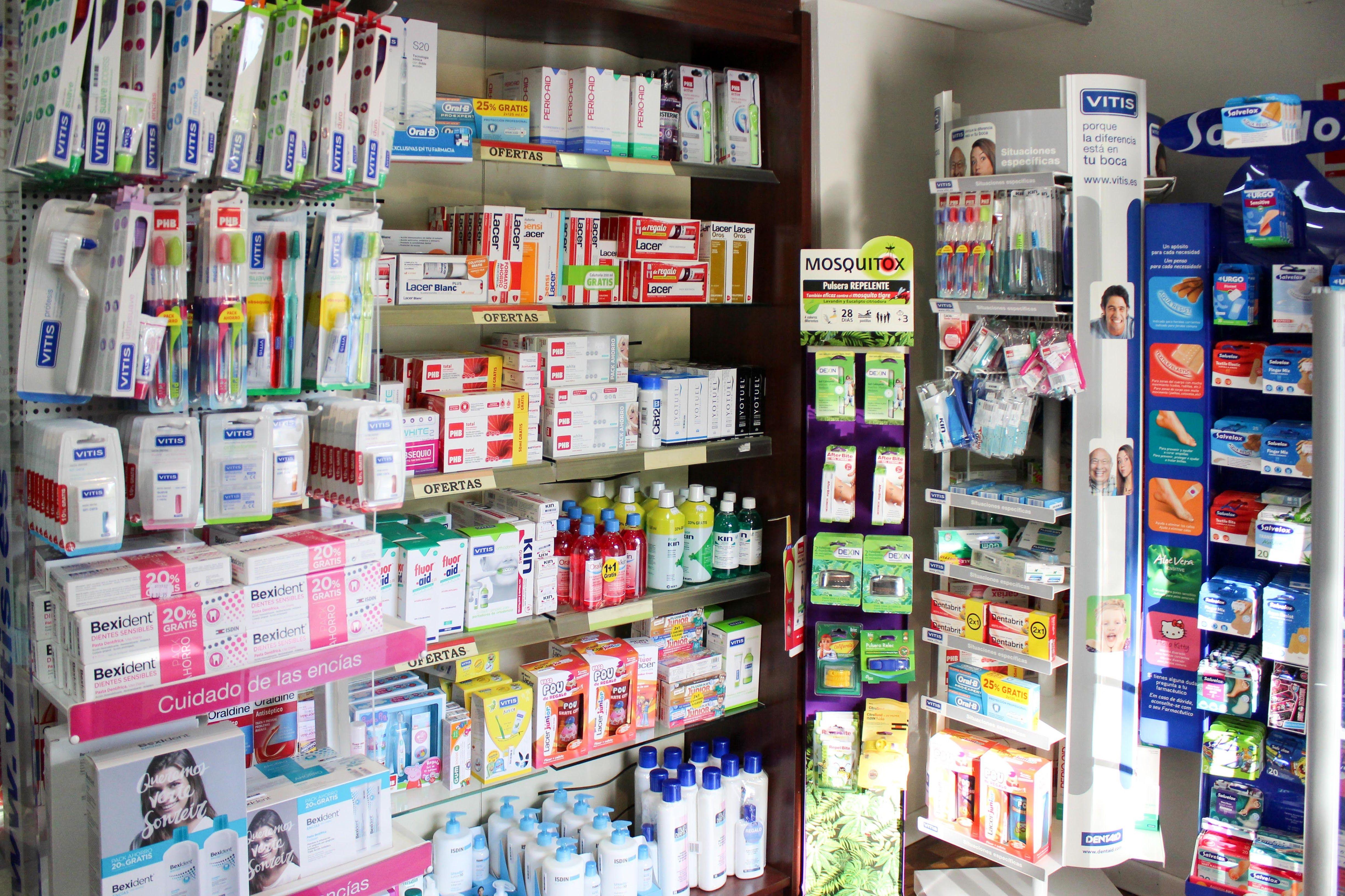 Foto 11 de Parafarmacia en Pozuelo de Alarcón | Farmacia Plaza
