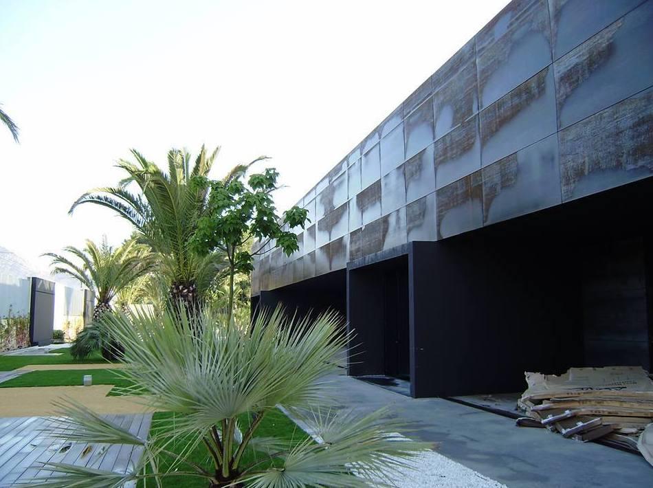 Foto 1 de Construcciones metálicas en  | SOLDAVAL S.C.V.