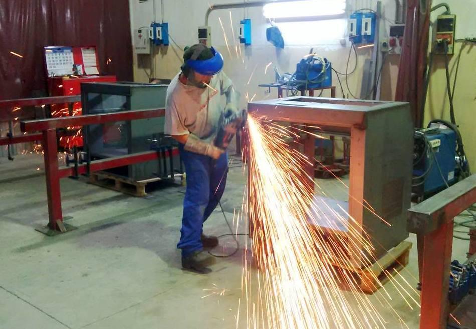 Procesos de fabricación: Productos y servicios de SOLDAVAL S.C.V.